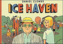 Ice haven - Daniel Clowes