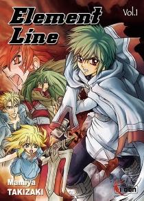 Element line - MamiyaTakizaki