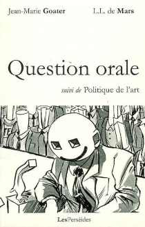 Question orale| Suivi de Politique de l'art - Jean-Marie Goater