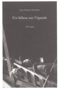 Un hibou sur l'épaule - Jean-CharlesWolfarth