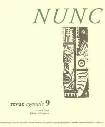 Nunc, n° 9 -
