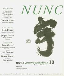 Nunc, n° 10 -