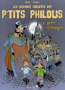 Les grandes enquêtes des p'tits Philous - SébastienCorbet