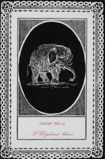 L'éléphant blanc - AchilleChavée