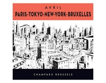Paris, Tokyo, New-York, Bruxelles - FrançoisAvril
