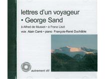 Lettres d'un voyageur : à Alfred de Musset, à Franz Liszt - GeorgeSand