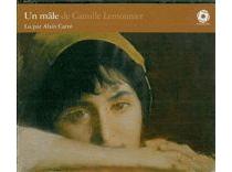 Un mâle - CamilleLemonnier