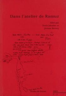 Etudes de lettres, n° 1-2 (2003) -
