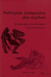 Etudes de lettres, n° 3 (2003) -