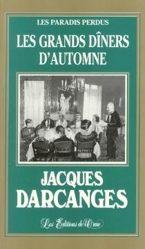 Les paradis perdus - JacquesDarcanges