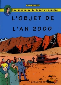 Les aventures de César - Elbée