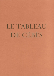 Le tableau de Cébès -