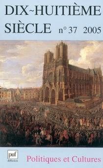 Dix-huitième siècle, n° 37 -