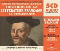 Histoire de la littérature française - AlainViala