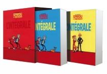 Les aventures de Spirou et Fantasio : l'intégrale -