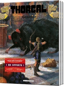 Pack Thorgal : tomes 22 à 24 - Rosinski
