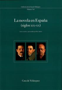 La novella en Espana (siglos XIX-XX) -