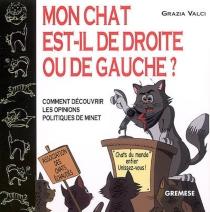 Mon chat est-il de droite ou de gauche ? : comment découvrir les opinions politiques de minet - GraziaValci