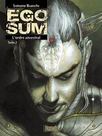 Ego sum - SimoneBianchi