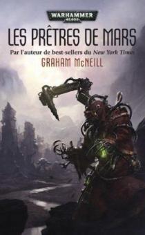 Les prêtres de Mars - GrahamMcNeill
