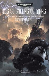 Les seigneurs de Mars - GrahamMcNeill