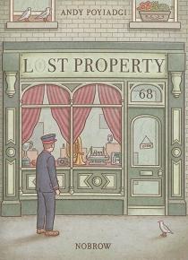Lost property - Andy J.Poyiadgi