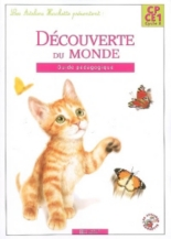 Découverte du monde CP-CE1, cycle 2 : guide pédagogique - GuyBlandino, PhilippeBourgouint
