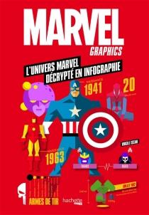 Marvel graphics : l'univers Marvel décrypté en infographie - VirgileIscan