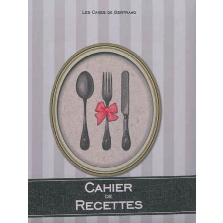 Cahier de recettes des cakes de bertrand autres cuisine for Cahier de cuisine vierge