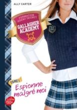 Gallagher academy - AllyCarter