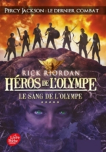 Héros de l'Olympe - RickRiordan