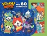 Yo-kai watch : mes 80 gommettes -