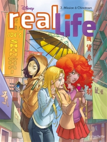 Real life - Walt Disney company