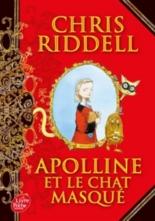 Apolline et le chat masqué - ChrisRiddell