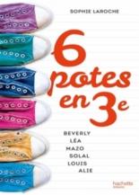 6 potes en 3e - SophieLaroche