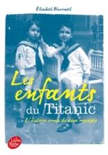 Les enfants du Titanic : l'histoire vraie de deux rescapés - ElisabethNavratil