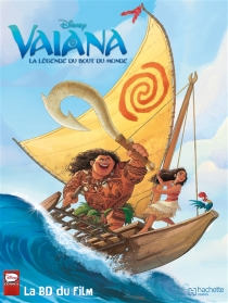 Vaiana : la légende du bout du monde - Walt Disney company
