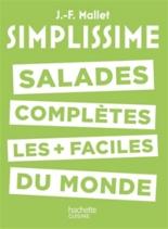 Salades complètes les plus faciles du monde - Jean-FrançoisMallet