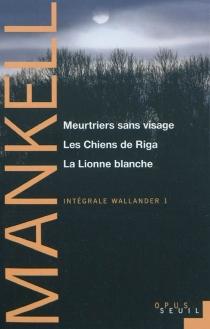 Intégrale Wallander | Volume 1 - HenningMankell