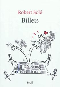 Billets - RobertSolé