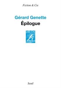 Epilogue - GérardGenette