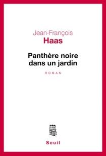 Panthère noire dans un jardin - Jean-FrançoisHaas