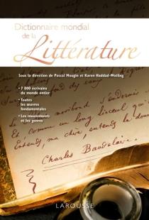Dictionnaire mondial de la littérature -