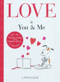 Love is you et me - Monica Sheehan