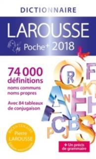 Dictionnaire Larousse poche + 2018