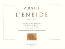 L'Enéide : texte latin - Virgile