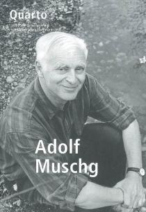 Quarto, revue des archives littéraires suisses, n° 25 -