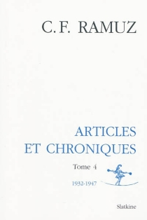 Oeuvres complètes - Charles-FerdinandRamuz