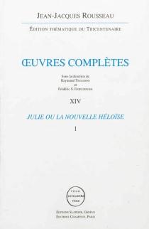 Oeuvres complètes - Jean-JacquesRousseau