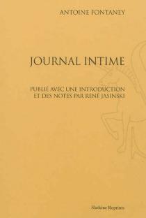 Journal intime - AntoineFontaney